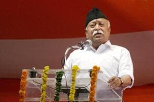 Loan waiver not a permanent solution, says RSS chief Mohan Bhagwat