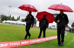 ICC Women's World Cup: New Zealand vs South Africa abandoned due to...
