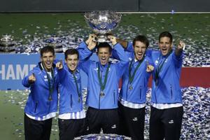 Geneva to host combined Davis Cup, Fed Cup finals
