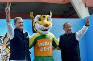 FIFA U-17 World Cup: India's group games set to be moved to Delhi