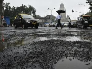 19 tonnes of Austria's pothole-filling mixture yet to reach Mumbai