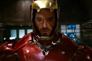 Check out Robert Downey Jr's new Iron Man armour from Avengers:...