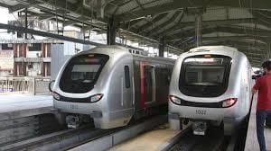 Mumbai Metro services between Versova and Andheri disrupted during...