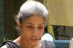 Indrani Mukerjea says jailor threatened her, hit her on hands and...