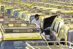 Mumbai, from today, book kaali-peelis, just like Ola, Uber, on mobile...