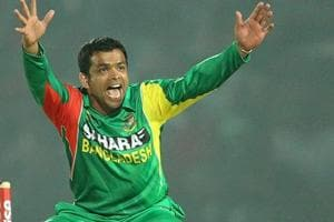 Abdur Razzak, Bangladesh cricketer, suffers injuries in road accident