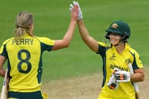 Live cricket score, ICC Women's World Cup 2017, Australia vs Sri Lanka
