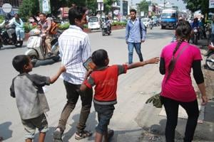 Too many child beggars on Chardham route, child rights panel asks if...