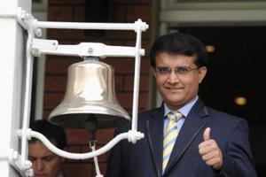 Sourav Ganguly to attend MCC World Cricket Committee Meeting