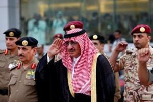 Saudi official denies former crown prince confined to palace