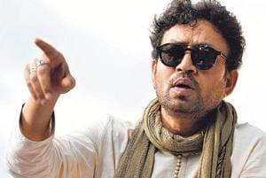 Irrfan Khan is currently basking in the success of Hindi Medium.