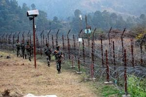 Two soldiers injured as Pakistan opens fire along LoC in Poonch