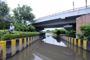 Noida: Officials who failed to ensure clean drains will face action