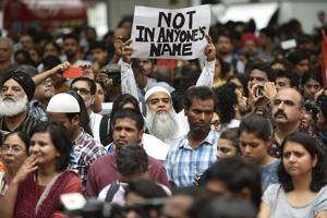 Lynchings: Indians must confront the violent national character...