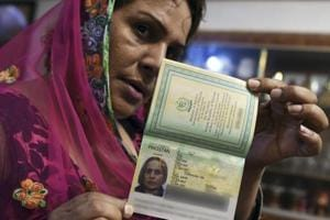Pakistan issues landmark passport with transgender category to...