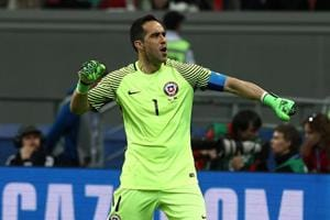 Confederations Cup 2017: Shootout hero Claudio Bravo helps Chile reach...