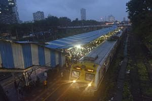 Rain fury hits Mumbai trains: 80 services cancelled, 150 delayed