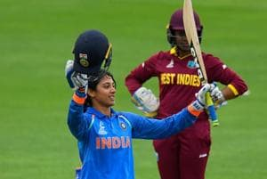 Smriti Mandhana continues fiery form with ton vs West Indies; Twitter...