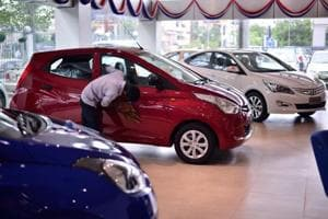 Though most automakers have passed on the GSTbenefits to the customers, they saw a rough sales weather in June as anxious customers delayed their vehicle purchases.
