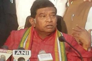 Former Chief Minister of Chhatisgarh Ajit Jogi