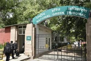 The National Green Tribunal in New Delhi. The tribunal has been accused of judicial overreach by the government after showdown such as the cases in which it struck down environmental clearances.