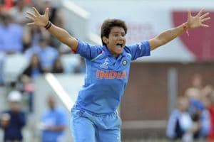 Mansi Joshi, India pacer, made a good impression in her first match of the ICC Women's World Cup as she picked up 2/9 from 6.1 overs to give India a 95-run win over Pakistan.