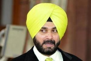 Punjab local bodies minister Navjot Singh Sidhu