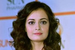 Dia Mirza in a tweet wrote recently, that she will stop using the services of  a telecom company, if they are causing destruction of trees in the Aravalli region.