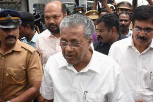 Last week, an all-party delegation from Idukki had met chief minister Pinarayi Vijayan insisting his immediate transfer.