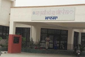 Rehabilitation centre at  Mansa.