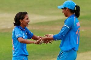 India have won all their matches at the ICC Women's World Cup so far.