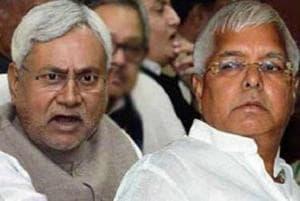 RJD chief Lalu Prasad's weakened position may give more strength to CMNitish Kumar, to run Bihar his own way.