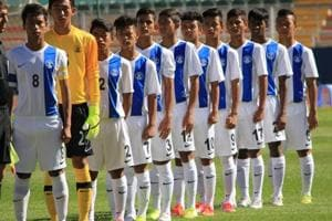 The Indian football team will hope to go past the group stages at the FIFA U-17 World Cup.