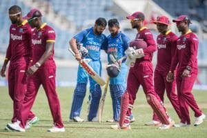 Full cricket score, India vs West Indies 2017, T20I: WI win by 9 wickets