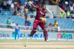 Evin Lewis's 125- powers West Indies to nine-wicket win against India