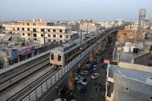 Commuters outside the metro ambit are looking forward to its expansion.