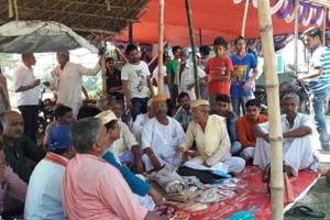 The Sabha Gachhi was held at Saurath village from June 25 to July 3.