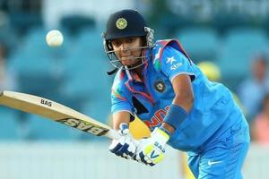 Harmanpreet Kaur has struggled for form in the ICC Women's World Cup in England and India will be hoping that she turns her form around.