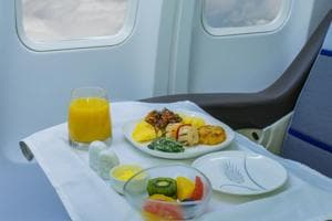 First class passengers will get everything, while those not in the elite group have their choice restricted.