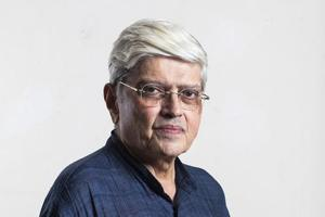 Gopalkrishna  Gandhi started his career with the IAS cadre in 1968.