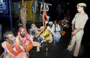 1,180 pilgrims leave for Amarnath Yatra amid tight security
