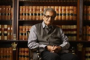 Even as the Censor Board's action evoked widespread condemnation, Nobel laureate Amartya Sen said it would be improper for him to comment on the issue because he is the subject of the documentary.