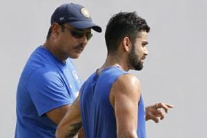 The Indian cricket team, especially skipper Virat Kohli, will have one too many experts in the dressing room. After Zaheer Khan and Rahul Dravid, head coach Ravi Shastri wants to select his own support staff