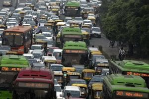 There are over 10 million registered vehicles in Delhi. Data shows that 10,000 fatal accidents took place in Delhi in the past six years, which is more than those in Mumbai and Bangalore combined.