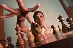 R Praggnanagdhaa was 10 years and 10 months old when he became the world's youngest International Master, in 2016. He and his sister R Vaishali, 16, a Woman IM,  are among India's brightest hopes in international chess.