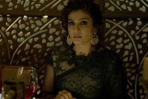 Shab is the darkest film Onir has made till date. Raveena Tandon plays one of the lead characters in the movie.