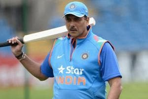 India's new chief coach Ravi Shastri .  With the Committee of Administrators and the cricket advisory committee working at cross-purposes, the rot in the BCCI appears to be deepening.