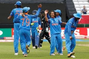 India defeated New Zealand to enter the ICC Women