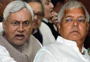Tension between CMNitish Kumar and RJD chief Lalu Prasad has implications for the grand alliance government.