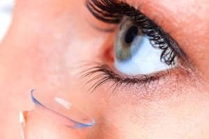 In an article in the journal, doctors said the patient had worn monthly disposable lenses for 35 years.  (Representational image)